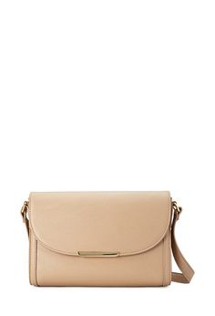 Subtle Faux Leather Crossbody Forever 21 $19.80