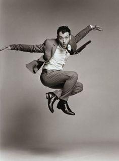 Jude Law...admiro el estilo de este weh.