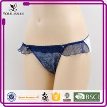 China Supplier Pretty Pattern Sexy Lady Lace Girls String Bikini Panty Best Seller follow this link http://shopingayo.space