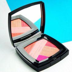 Illuminante viso Chanel Sunkiss Ribbon Collezione L.A. Sunrise #manlioboutique #makeup
