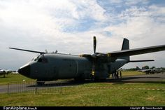 French Armée de l'Air Transall C-160R, R223 / 64-GW. Valenciennes - Denain - LFAV, 14.07.2010.