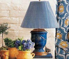 Pierre Deux Anduze Lamp