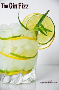 Summer's Most Refreshing Cocktail – The Gin Fizz