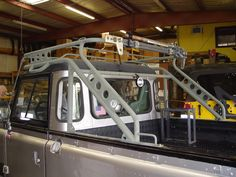 Searchers 4wd-Land Rover truck rack - Pirate4x4.Com : 4x4 and Off-Road Forum