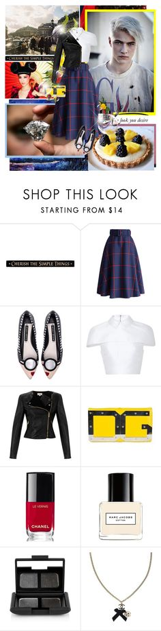 """Right Decision"" by lady-redrise ❤ liked on Polyvore featuring POL, Ksubi, DutchCrafters, Chicwish, Alice + Olivia, Cushnie Et Ochs, Temperley London, Dolce&Gabbana, Chanel and Marc Jacobs"
