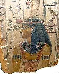 Maat, from the Tomb of Seti I, 19th Dynasty, 1300 B.C.