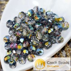 ✔ What's Hot Today: Faceted Clear AB Round Czech Glass Beads Czech Glass Fire Polished Beads Spacer Beads AB Clear Faceted Beads Crystal Clear Beads 5mm 50pc https://czechbeadsexclusive.com/product/faceted-clear-ab-round-czech-glass-beads-czech-glass-fire-polished-beads-spacer-beads-ab-clear-faceted-beads-crystal-clear-beads-5mm-50pc/?utm_source=PN&utm_medium=czechbeads&utm_campaign=SNAP #CzechBeadsExclusive #czechbeads #glassbeads #bead #beaded #beading #beadedjewelry #han