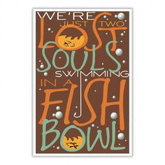 PINK FLOYD - WE'RE JUST TWO LOST SOULS SWIMMING A A FISH BOWL #Swimming #tshirts #hobby #gift #ideas #Popular #Everything #Videos #Shop #Animals #pets #Architecture #Art #Cars #motorcycles #Celebrities #DIY #crafts #Design #Education #Entertainment #Food #drink #Gardening #Geek #Hair #beauty #Health #fitness #History #Holidays #events #Home decor #Humor #Illustrations #posters #Kids #parenting #Men #Outdoors #Photography #Products #Quotes #Science #nature #Sports #Tattoos #Technology #Travel…
