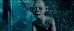 Favorite Lord of the Rings creature.... Smeagol!