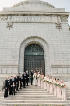 Combine beautiful architecture, a simple color palette, and a lovestruck couple and what do you get? One perfect garden wedding! Garden Wedding Inspiration, Bridesmaids And Groomsmen, Simple Colors, Beautiful Architecture, Wedding Blog, Real Weddings, Glamour, Image