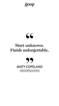 One of our favorite inspirational and motivational quotes.