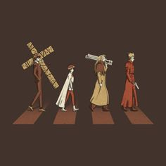 Stampede T-Shirt - Trigun T-Shirt is $11 today at Ript!