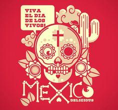 Viva el dia de los vivos, MexicoArt and design inspiration from around the world – CreativeRoots