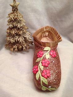 The Nutcracker Suite: Waltz of the Flowers Decorative Pointe Shoe