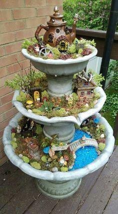 Garden Decor · Garden IdeasGarden Design IdeasFairies ...