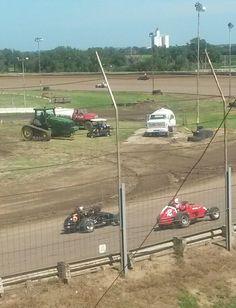 Vintage Sprint Cars at Belleville Sprint Car Racing, Dirt Racing, Dirt Track, Race Cars, Cushion, Spirit, Life, Vintage, Drag Race Cars