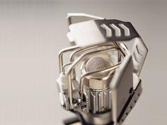 Platinum Lantern(non lantern mantle) by SOTO http://www.shinfuji.co.jp/soto/products/sod-250/