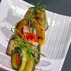 Ricette e Segreti in Cucina : Involtini di  verdure grigliate
