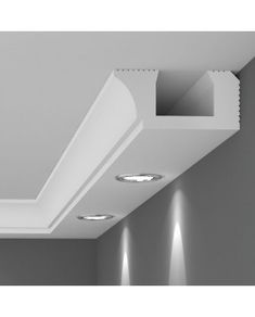 Prefabricated tray for indirect lighting. The ideal roofing solution … – skating designs – eliving Ceiling Design Living Room, Ceiling Light Design, False Ceiling Design, Bedroom Ceiling, Ceiling Decor, Lighting Design, Living Room Designs, Cove Lighting, Indirect Lighting