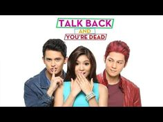 Talk Back and You're Dead (2014) HD (English Sub) ★  Tagalog Movies 2014...