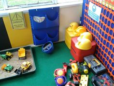 Building site role play