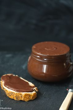 Homemade Almond Nutella is easy as 1, 2, 3!