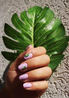 #summermanicure #summernails #naildesign Summer Nails, Manicure, Gemstone Rings, Nail Designs, Tropical, Gemstones, Jewelry, Summery Nails, Nail Bar