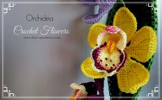 Fiori Uncinetto - Crochet Flowers - Fiori all'Uncinetto - Crochet Flowers