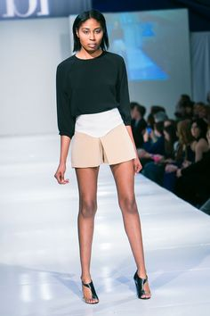 Outfit provided by Tibi. Image by Brendon Pinola.