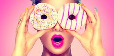 Beauty model girl taking colorful donuts. Dieting concept by Subbotina. Beauty model girl taking colorful donuts. Light Photography, Beauty Photography, Photography Poses, Stunning Photography, Photography Portfolio, Candy Photography, Birthday Photography, Fashion Models, Fashion Beauty