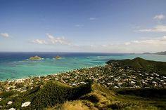 Lanikai, Hawaii  One of the best beaches ever!