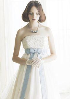 誰もが大好き♡大人可愛いウェディングドレス♡2014♡ - NAVER まとめ