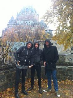 Muse à Québec