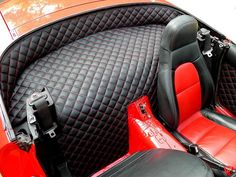 CarbonMiata Rear Parcel Shelf Cover for NA | Mazda Miata MX-5 Parts & Accessories | TopMiata.com