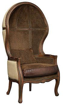Chambord Chair with Pillow. Our Price: $1299.