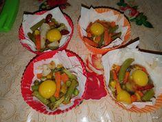 Lulu - Povesti din Bucatarie: Cosulete de primavara Eggs, Breakfast, Food, Morning Coffee, Egg, Meals, Yemek, Eten