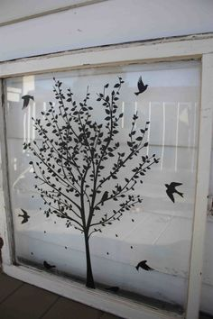 CYBER MoNDAY venta / / Old Vintage ventana por EightySix56 en Etsy