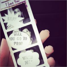 Cutest way to ask a girl to prom or homecoming!  Love it!