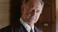 "Lovely still of Michael Kitchen as DCS Christopher Foyle, ""Foyle's War"" (via flybybee on Tumblr)"