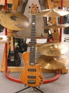Cool Phoenix Brubaker 5 string.