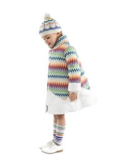 3c7908dff7 50 Best Missoni Girls Collection images | Fashion kids, Little girl ...