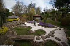 Maitreya's original goal of a peaceful space to escape the stress and pressures of everyda...