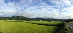 Cloud originates from mountains