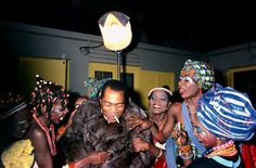 Photo timeline: A look at Fela Kuti through the years