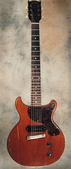 1960 Gibson Les Paul Jr.  I had the exact same one and it was the best guitar I ever owned.  Would love to have it again.