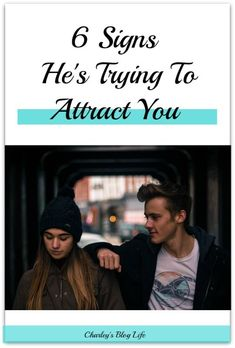 6 Signs He's Trying To Attract You from TheDailyInk Signs Of Flirting, Flirting Humor, Signs Of Attraction, Crush Signs, Interesting Quizzes, Silly Jokes, Guy Friends, A Guy Who, Happy Relationships