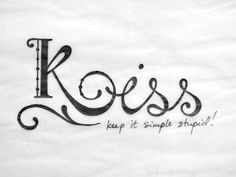 Started as a doodle while waiting at the printer, thought I would clean it up. It still needs more reworking, the loop in the K didn't turn out so well after my second attempt at inking it, wished ...