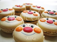 1000 images about anpanman cake on pinterest bento for Anpanman cake decoration