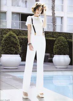 GOOSHNESS: Alexa Chung. VOGUE KOREA June 2011 Cover!