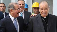 Armario de Noticias: Danilo Medina felicita a López Rodríguez por 25 an...